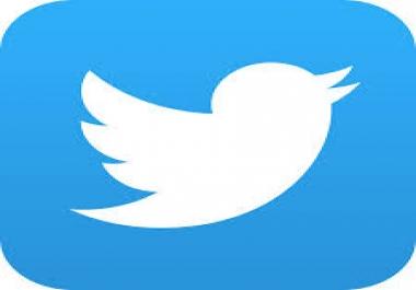 Wanted Twitter Followers upto 2,000,000