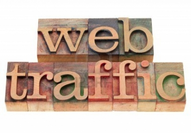 70 000+ real humans Traffic with more impression for 15days