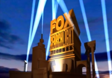 Personalize Fox Movie Intro Logo video