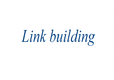 Linkbuilding specialist