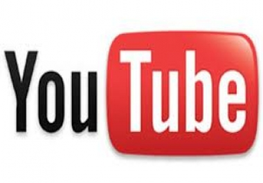 You tube video to be created