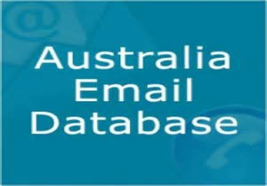 Fresh Email list for New South Wales and Queensland Australia