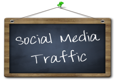 1000 Daily Social Media Traffic on 3 URLs for 14 Days