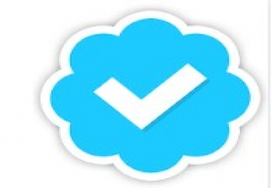 Verify my Twitter Account by Twitter