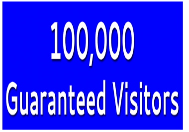 100k web traffic fast everyday for 7 days