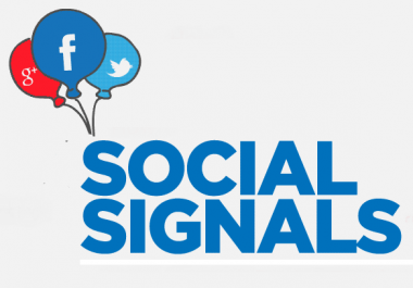 Need 2000 Social Signals in 3 Days