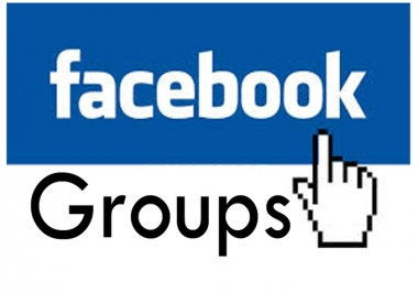 Need 100 Big Facebook Group Posts Fast