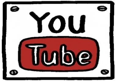 Need YouTube Views Likes Favs + Subs