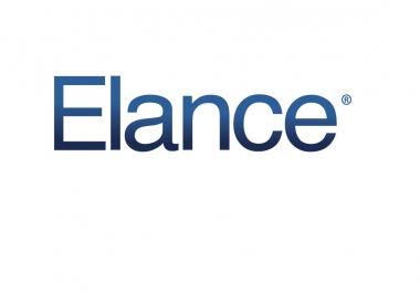 Need One US Verified Elance Account