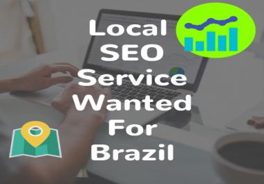 Local SEO For Brazil