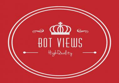 100k views in 1/2 day vevo youtube views