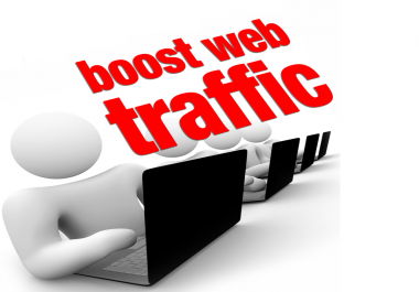 Need 37000 Traffic / Visitor On my Website