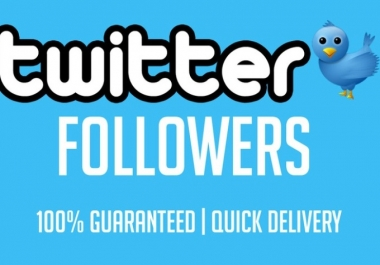need 6000 twitter followers