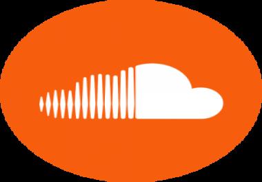 600 Soundcloud followers