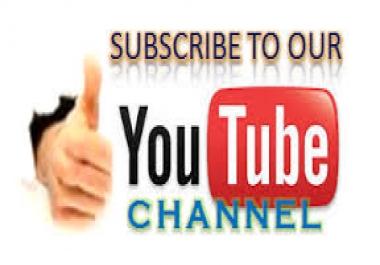 800 Youtube Subcribers NON DROP needasap