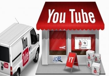 1200 YouTube Subscribers