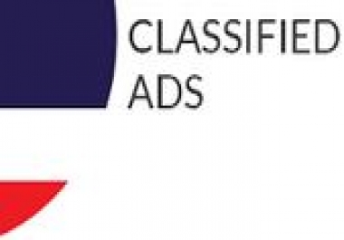 post ad appropriately on 10 different classified ads