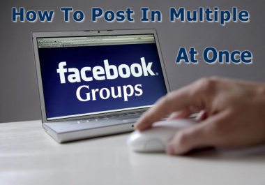 Need Facebook Group posts
