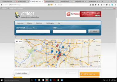 To import database on Wordpress website