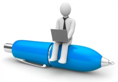 Blog Writing Articles