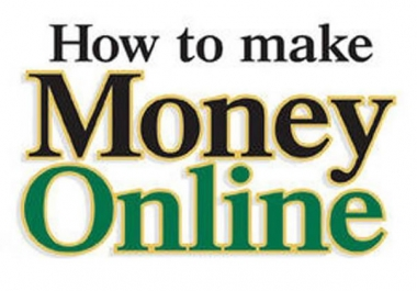 I looking for some expert for Make Money on INTERNET