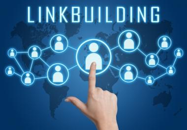 German Linkbuilding - Natural Links