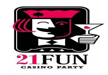 Casino Themed Mock ups