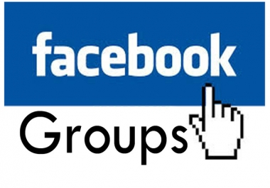 5000 Real and Active Facebook Group Members