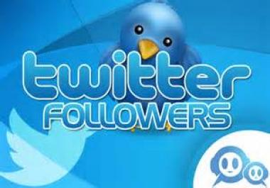 I need twitter followers