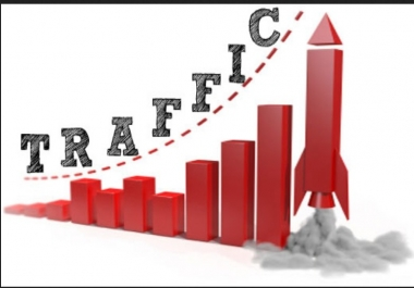Referral traffic for 1 month