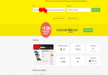 Speed up Magento website