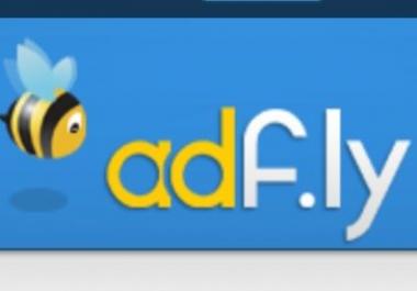 Need 1,000 Adfly link clicks/visitors
