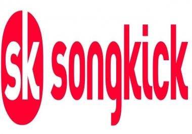 SongKick Trackers/Followers