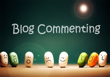 I need high PR comment Dofollow backlinks manually