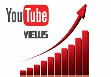 500 YouTube non drop views