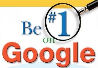 top 3 on google rank