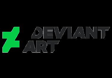 1000/3000 Deviantart page views