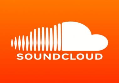 10,000 Long Lasting Soundcloud Followers