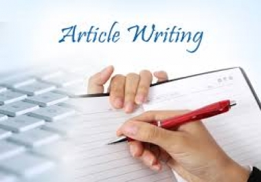 Need article 100 words short description