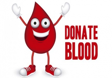 Online blood donation website