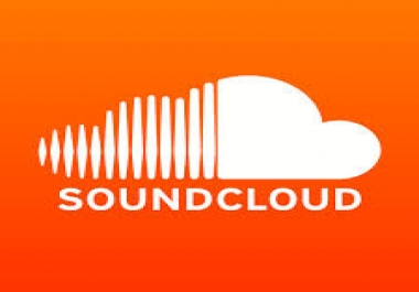 I want someone to provide monthly soundcloud play