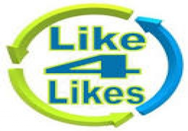 10000 like4like points need instant - Fast delivery
