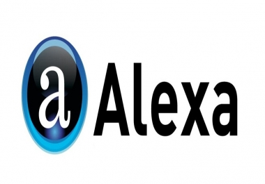 I Want Alexa Rank Fast For My 2 Sites.