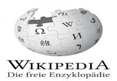 Full Wikipedia Artist bio Page Permanent