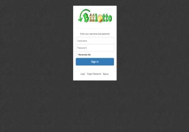 Simple PHPmySQL web script