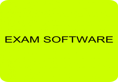 Create Exam Software