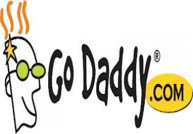 Shift website hostgator to godaddy