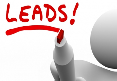 Targeted Leads ready to buy clients