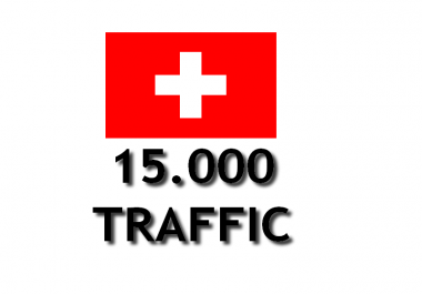 15k traffic from Swiss