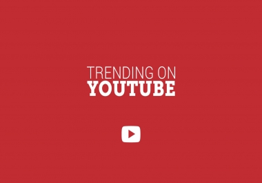 Youtube Trending USA serious seo professionals only
